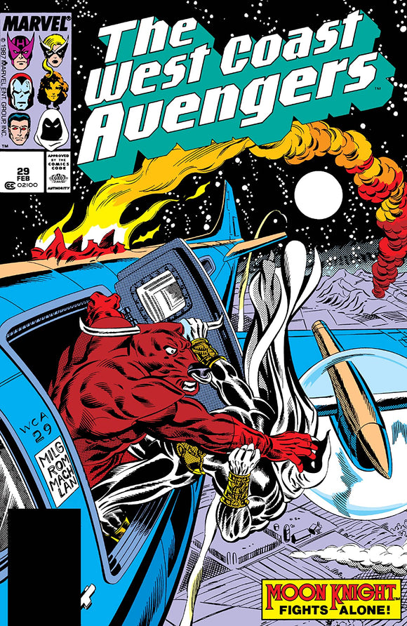 WEST COAST AVENGERS #29 (DIRECT)