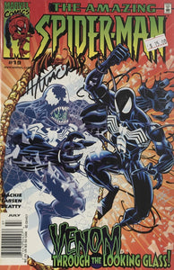 AMAZING SPIDER MAN 1999 #19 (SIGNED BY HOWARD MACKIE)