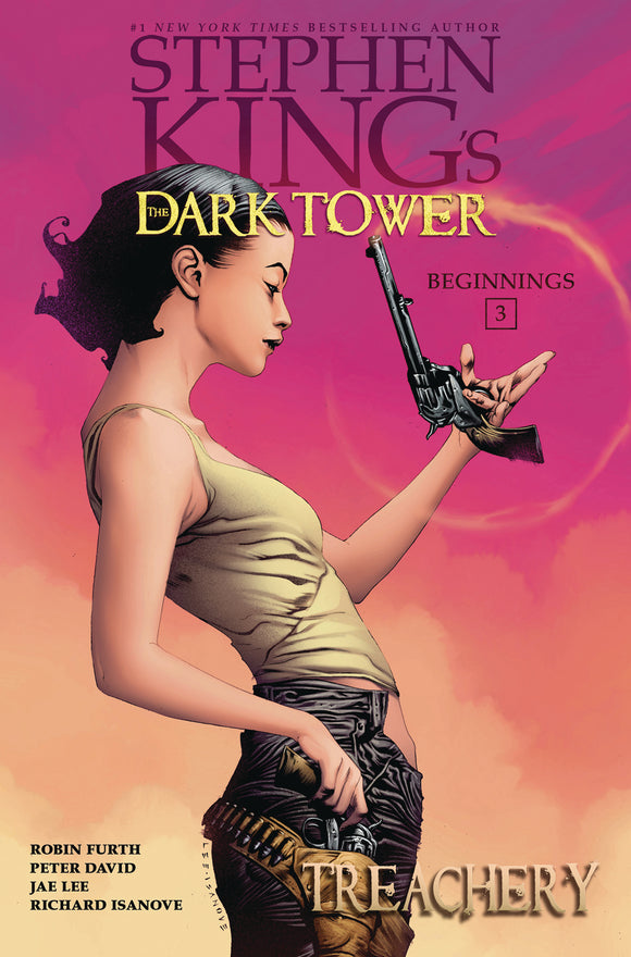 STEPHEN KINGS DARK TOWER VOL 03 HC