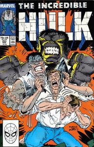 INCREDIBLE HULK 353 (DIRECT)