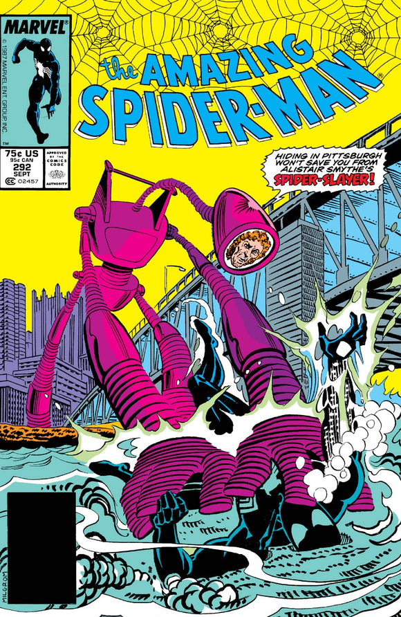 AMAZING SPIDER MAN #292 (DIRECT)