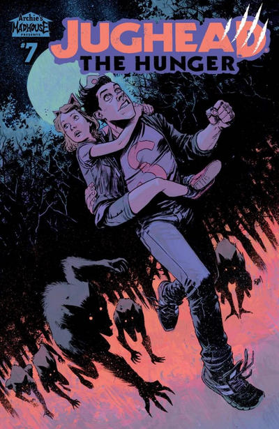 JUGHEAD THE HUNGER #07