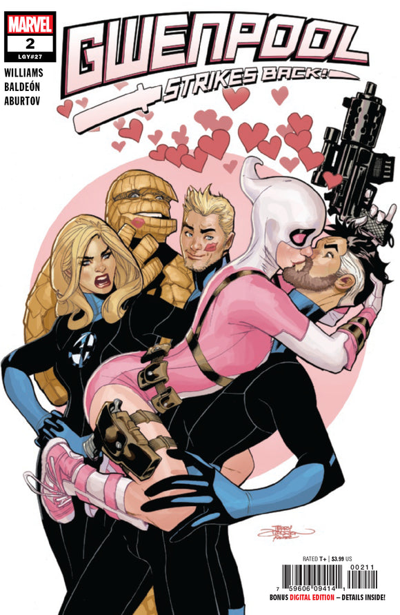 GWENPOOL STRIKES BACK #2 (OF 5)