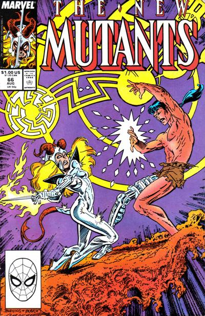 NEW MUTANTS #66 (DIRECT)