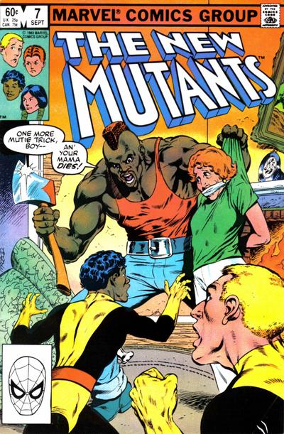 NEW MUTANTS #7 (DIRECT)