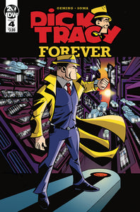 DICK TRACY FOREVER #4 CVR A OEMING