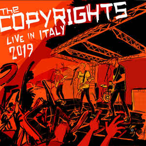 COPYRIGHTS / LIVE IN ITALY 2019