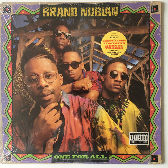 BRAND NUBIAN / ONE FOR ALL