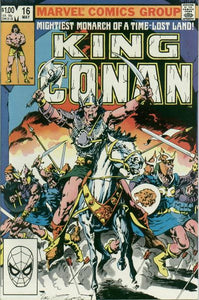 KING CONAN #16 (DIRECT)