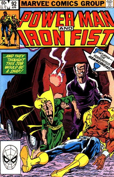 POWER MAN AND IRON FIST #92
