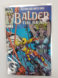 BALDER THE BRAVE 1-4 FULL RUN