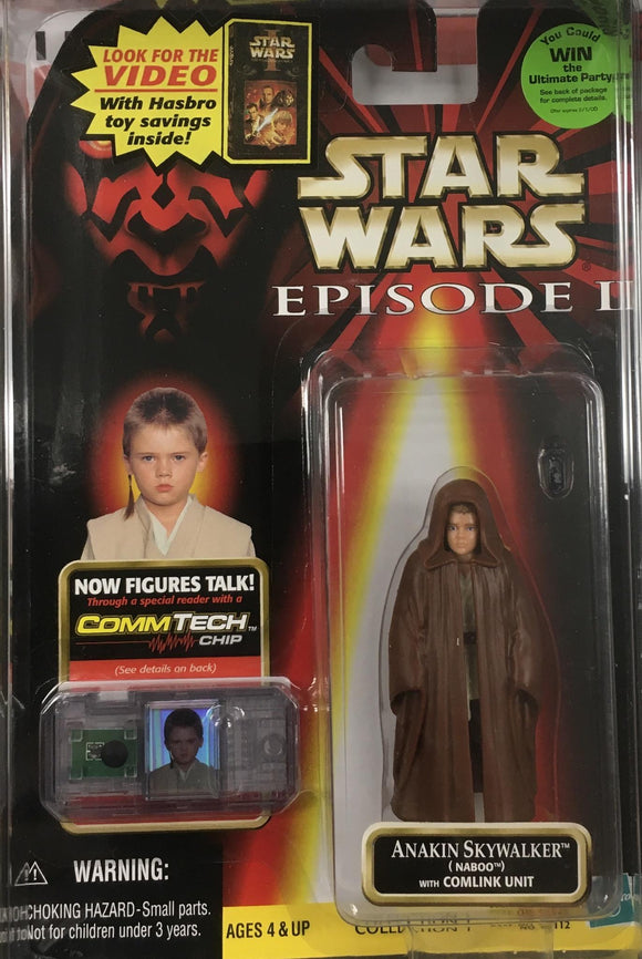 STAR WARS FIGURE / ANAKIN SKYWALKER (NABOO)