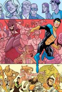 INVINCIBLE TP VOL 03 PERFECT STRANGERS