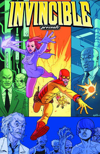 INVINCIBLE PRESENTS ATOM EVE & REX SPLODE TP VOL 01