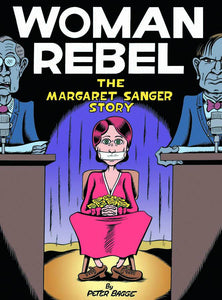 WOMAN REBEL MARGARET SANGER STORY HC