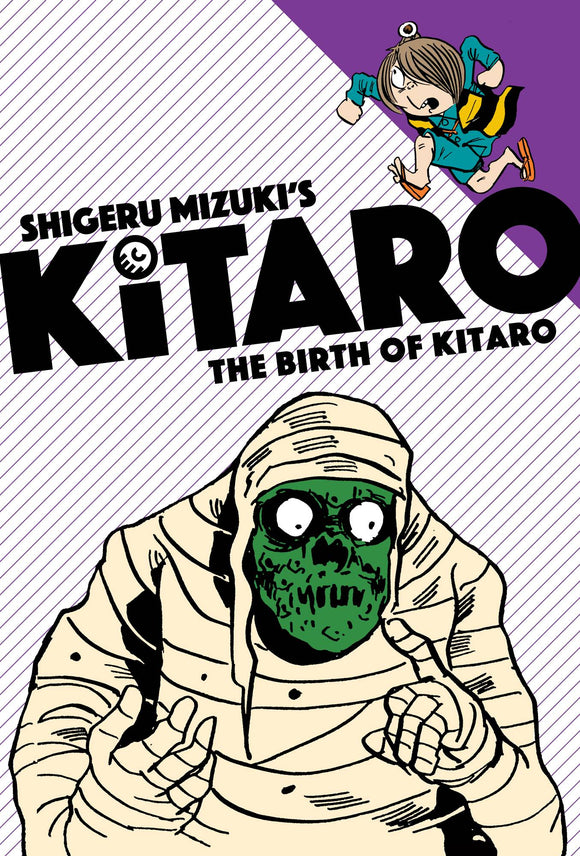 KITARO GN VOL 01 BIRTH OF KITARO