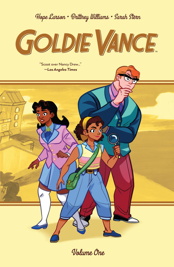 GOLDIE VANCE TP VOL 01