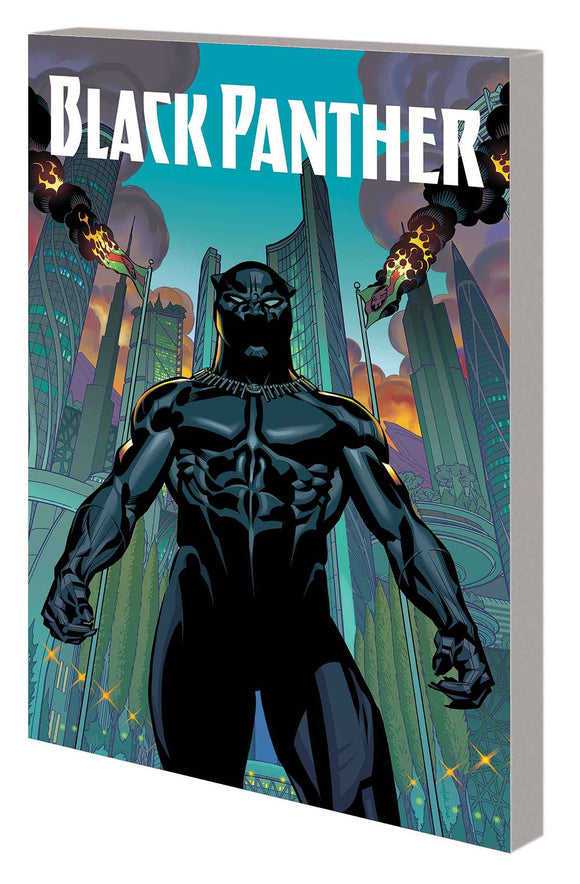 BLACK PANTHER TP BOOK 01 NATION UNDER OUR FEET