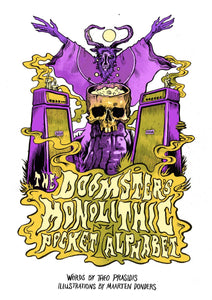 DOOMSTERS MONOLOTHIC POCKET ALPHABET HC (MR)