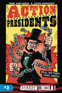ACTION PRESIDENTS HC BOOK 02 ABRAHAM LINCOLN (C: 0-1-0)