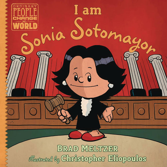 I AM SONIA SOTOMAYOR YR HC (C: 0-1-0)
