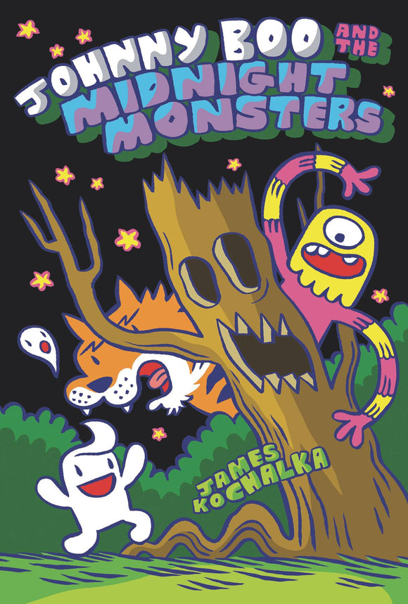 JOHNNY BOO HC VOL 10 MIDNIGHT MONSTERS (C: 0-1-2)