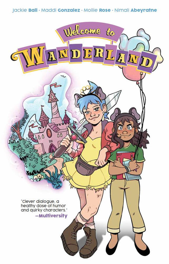 WELCOME TO WANDERLAND TP