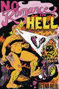 NO ROMANCE IN HELL A MINI-GRAPHIC NOVEL
