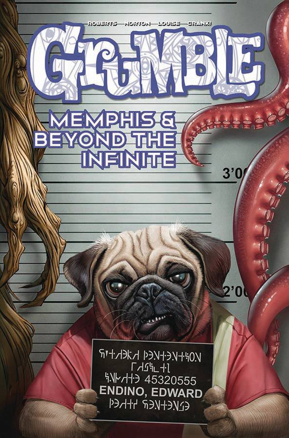 GRUMBLE TP VOL 03 MEMPHIS & BEYOND THE INFINITE