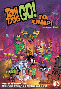 TEEN TITANS GO TO CAMP TP