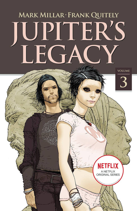 JUPITERS LEGACY TP VOL 03 NETFLIX ED