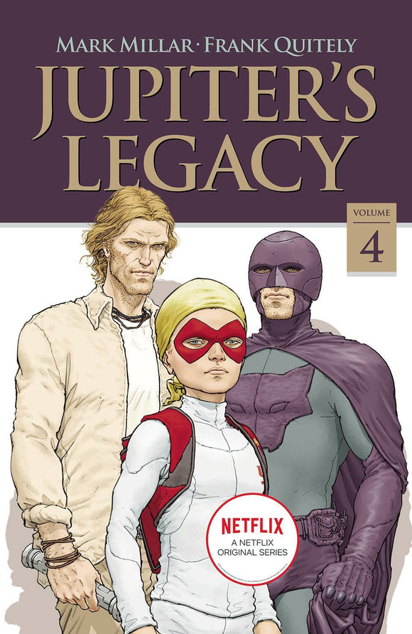 JUPITERS LEGACY TP VOL 04 NETFLIX ED