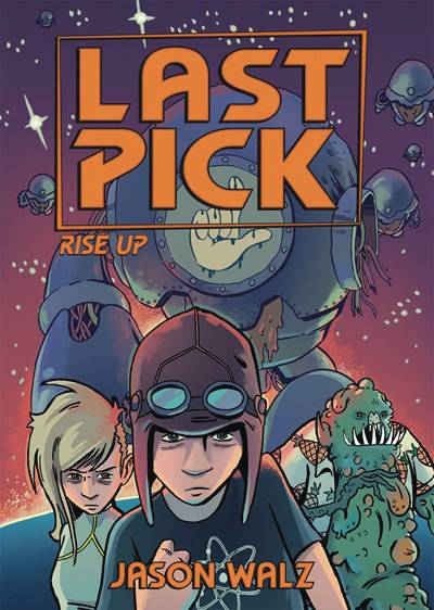 LAST PICK GN VOL 03 (OF 3) RISE UP (C: 0-1-0)