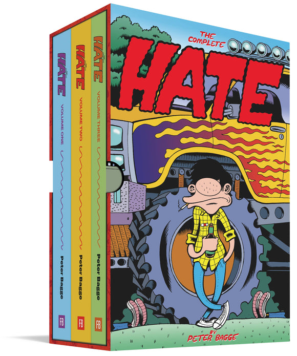COMPLETE HATE HC PETER BAGGE (MR) (C: 0-1-2)