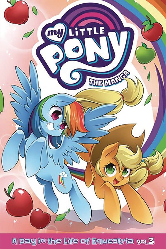 MY LITTLE PONY MANGA VOL 03 (RES) (C: 0-1-0)