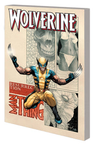 WOLVERINE BY FRANK CHO TP SAVAGE LAND