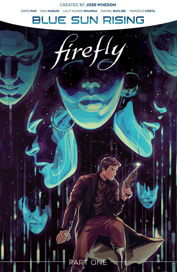 FIREFLY BLUE SUN RISING HC VOL 01