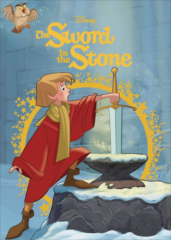 DISNEY SWORD IN THE STONE STORYBOOK HC (C: 0-1-0)