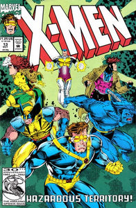 X MEN 1991 #13 (NEWSSTAND)