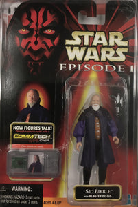 STAR WARS FIGURE / SIO BIBBLE
