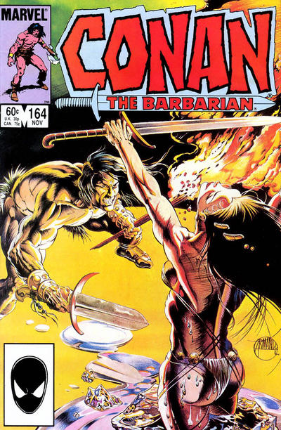 CONAN THE BARBARIAN #164 (DIRECT)