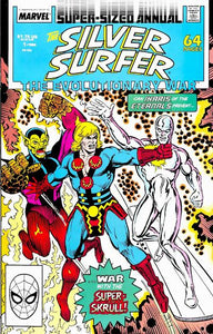 SILVER SURFER ANNUAL #1