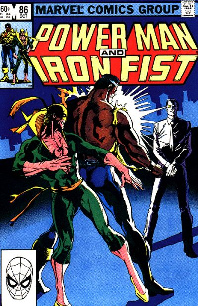 POWER MAN AND IRON FIST #86