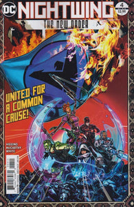 NIGHTWING THE NEW ORDER #04