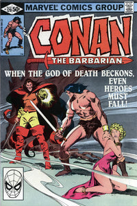 CONAN THE BARBARIAN #120 (NEWSSTAND)