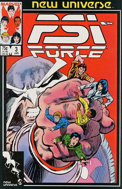 PSI FORCE #03