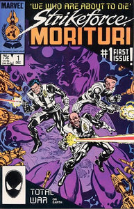 STRIKEFORCE MORITURI #01