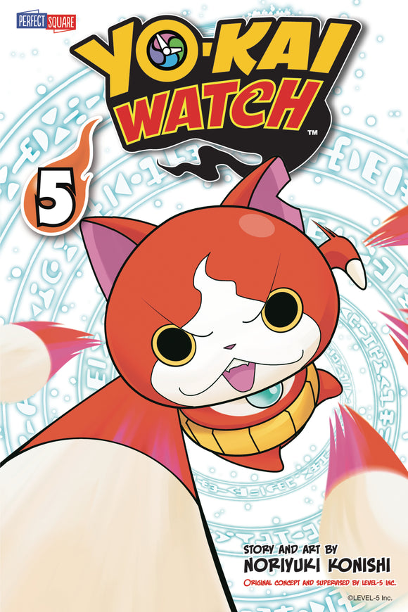 YO-KAI WATCH GN VOL 05