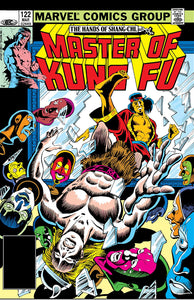 MASTER OF KUNG FU #122 (DIRECT)