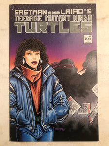 TEENAGE MUTANT NINJA TURTLES (1987) #11